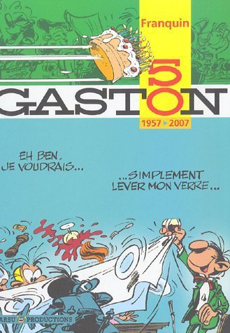 9782354260002: Gaston, Tome 50 (French Edition)