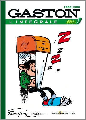 9782354260026: Gaston l'Intégrale Version Originale T5 : 1965-1966