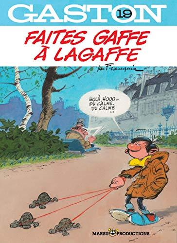 9782354260330: Gaston - tome 19 - Faites gaffe à Lagaffe