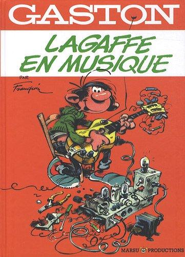 9782354260767: Lagaffe en musique
