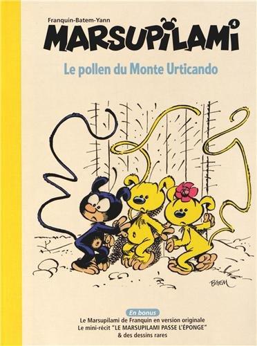 9782354260873: Marsupilami, Tome 4 : Le pollen du Monte Urticando