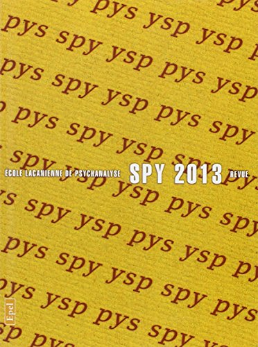 Spy 2013 revue: Honore J Coll