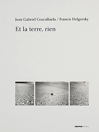 Et la terre, rien: Cosculluela, Jean Gabriel