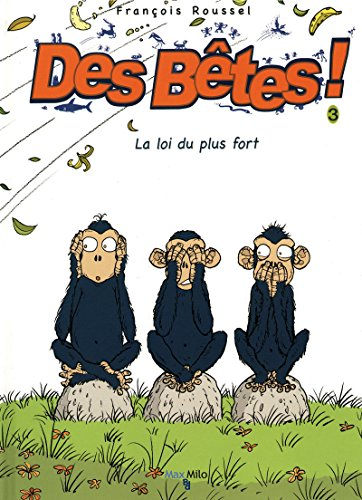9782354380199: Des Betes !, Tome 3 (French Edition)