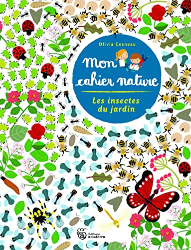 9782354501495: Insectes Du Jardin(les) (English and French Edition)
