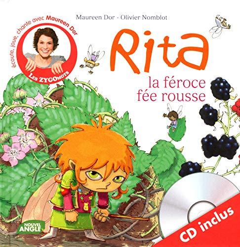 9782354501761: Rita : la féroce fée rousse
