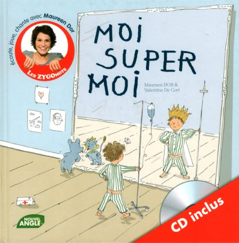 9782354502300: Moi super moi (1CD audio) (French Edition)