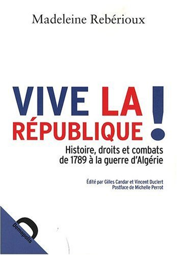9782354570309: Vive la republique ! (French Edition)