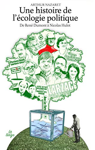 9782354611583: Une histoire de l'écologie politique