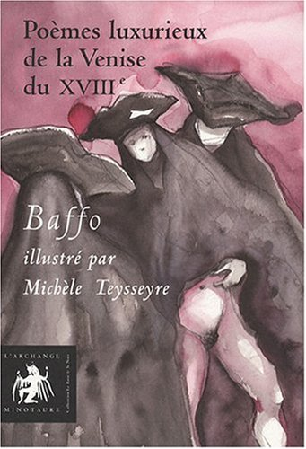 9782354630126: Poèmes luxurieux de la Venise du XVIIIe (French Edition)