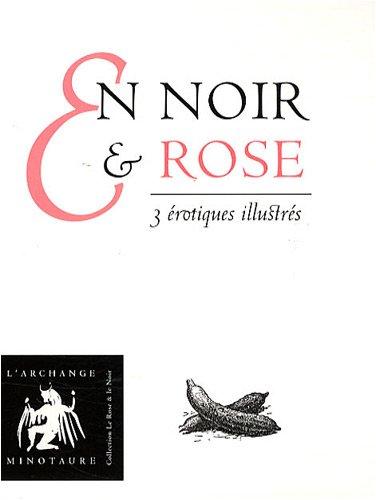 9782354630225 En Noir Et Rose La Cuisine De Tante Thyne Enseignee