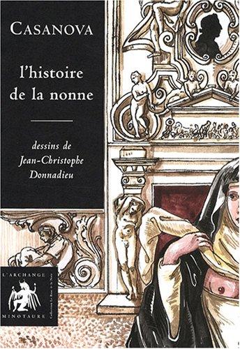 9782354630317: L'histoire de la nonne