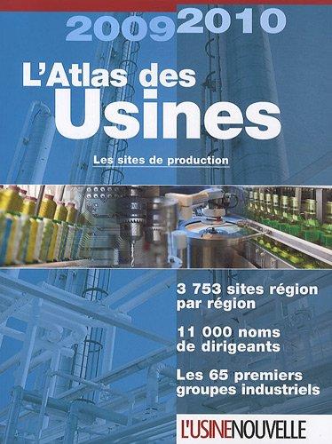 9782354740214: L'Atlas des usines