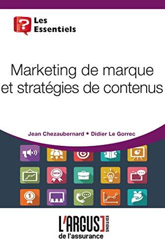 9782354741907: Marketing de Marque et Strategies de Contenus