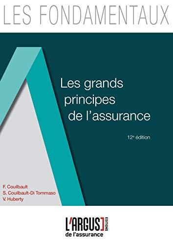 9782354742003: Les grands principes de l'assurance