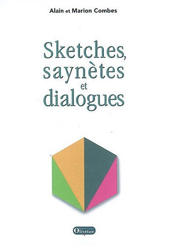 9782354790042: Sketches, Saynetes et Dialogues