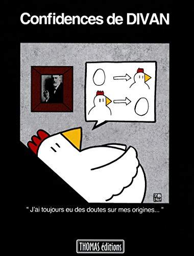 Confidences de divan: Diez, Sylvain