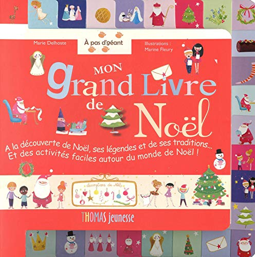 9782354810559: Mon grand livre de Noel