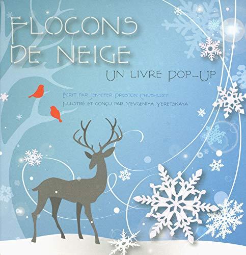 9782354811419: Flocons de neige (French Edition)
