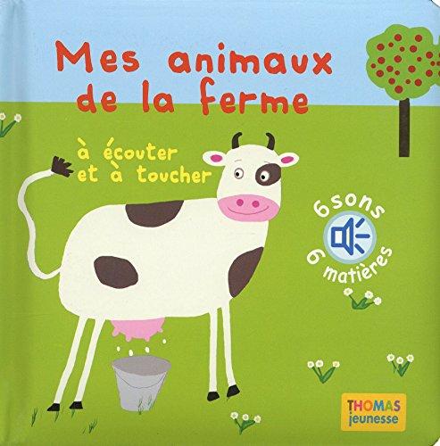 9782354811686: Les animaux de la ferme à écouter