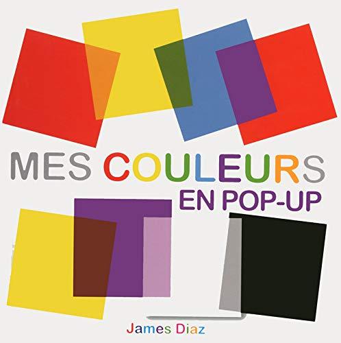 9782354812010: Mon livre de couleurs en PopUp