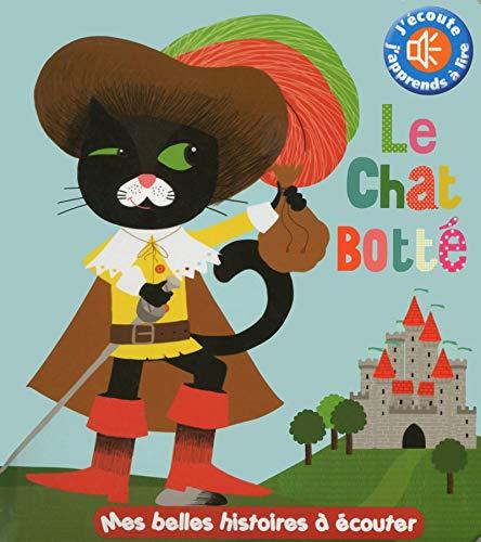 9782354813024: Le chat botté - Mes belles histoires à écouter