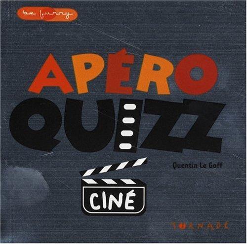 9782354860318: Apéro quizz : Ciné