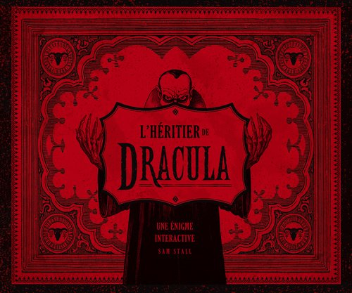 9782354860424: L'héritier de Dracula (French Edition)