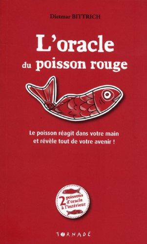 9782354860578: L'oracle du poisson rouge