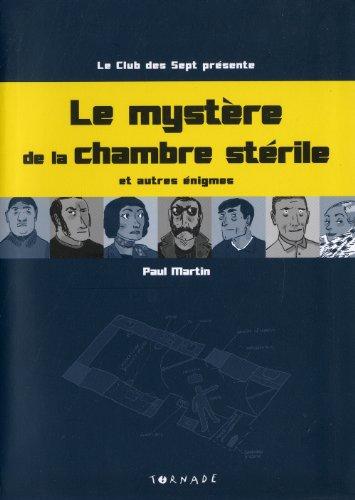 9782354860622: Le mystère de la chambre stérile et autres énigmes