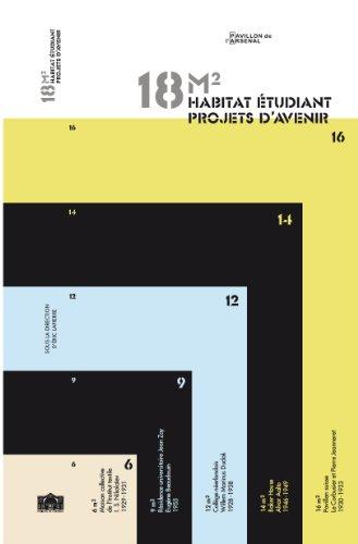 9782354870218: 18 M2 habitat étudiant, projets d'avenir