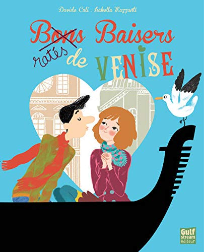 9782354881856: Baisers Rat's de Venise (English and French Edition)