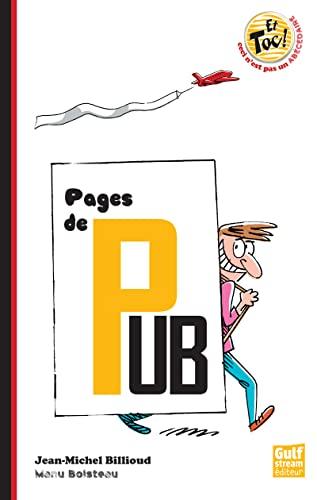 Pages de pub: Billioud, Jean-Michel