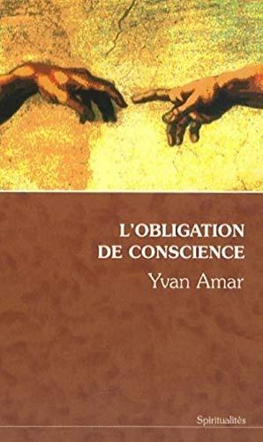 OBLIGATION DE CONSCIENCE -L-: AMAR YVAN