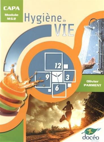 9782354971489: Capa module MG2 hygiene de vie
