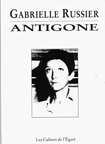 9782355020131: Gabrielle Russier : Antigone