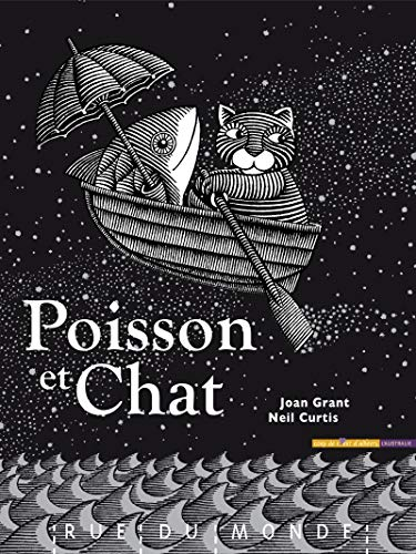 poisson et chat (9782355040610) by Joan Grant