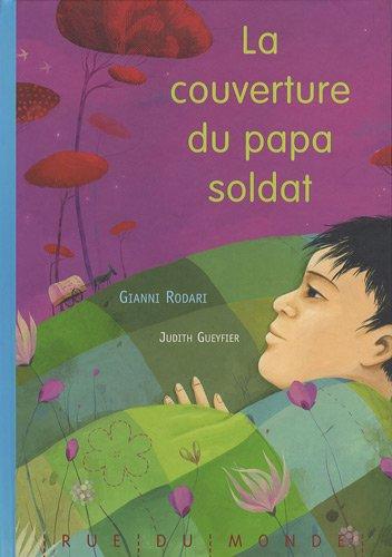 Couverture du papa soldat (La): Rodari, Gianni