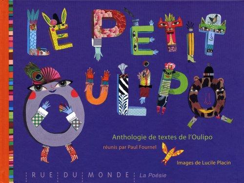 9782355041389: Le petit Oulipo (La po�sie)