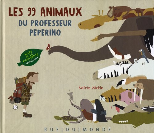 Les 99 animaux du professeur Peperino: Katrin Wiehle