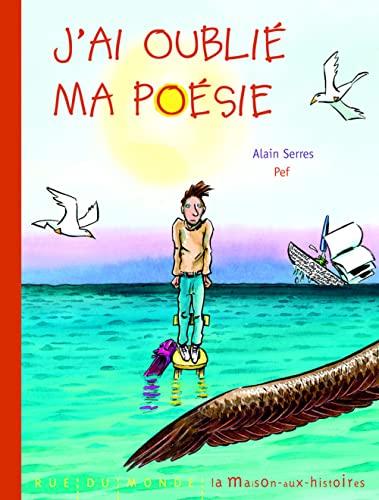 9782355041952: J'ai oublié ma poésie (French Edition)
