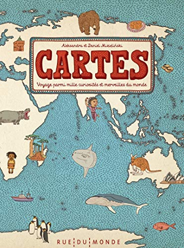 9782355042362: Cartes (French Edition)