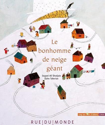 9782355043314: Le bonhomme de neige g�ant