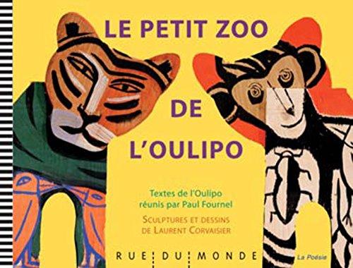 9782355043956: Le petit zoo de l'Oulipo