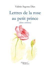 9782355081682 Lettres De La Rose Au Petit Prince Abebooks