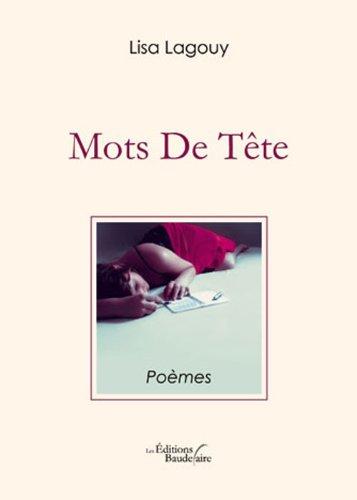 9782355085789: MOTS DE TETE