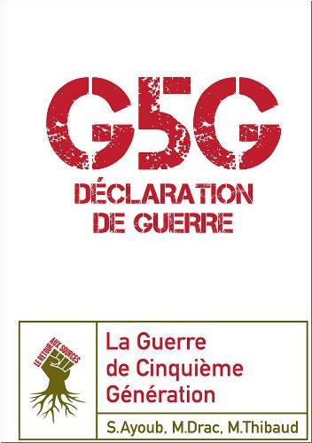 9782355120305: G5G-Déclaration de guerre