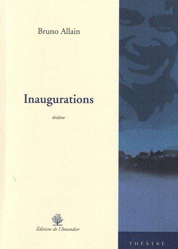 9782355160868: Inaugurations