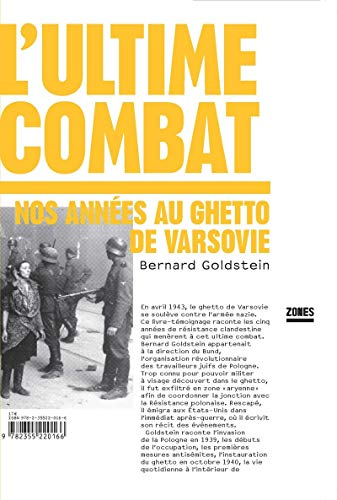 9782355220166: L'ultime combat (French Edition)