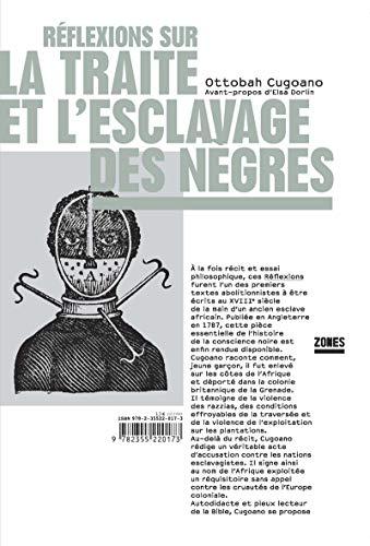 Réflexions sur la traite et l'esclavage des Nègres: Cugoano, Ottobah
